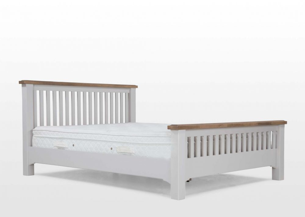 Hannah Double (4ft 6) Bed Frame