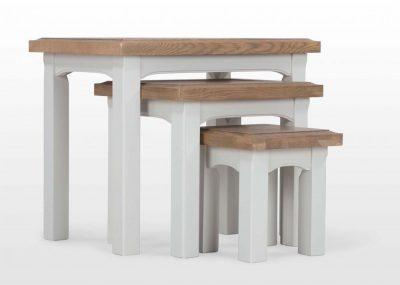 Hannah Nest of 3 Tables