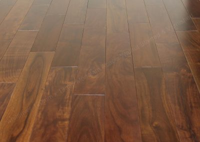 120 x 18mm Monolam Acacia Walnut Stained & Varnished
