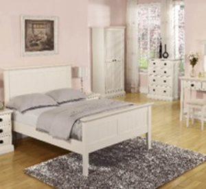 Derg Bedroom Range Blanket Box