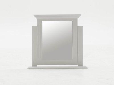 Deauville Dove Grey Mirror