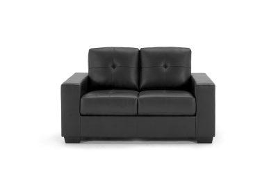 Gemona Black 2 Seater