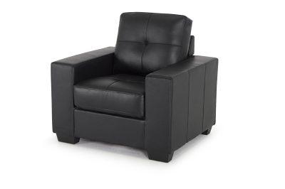 Gemona Black Chair