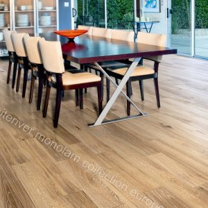 150 x 18mm Monolam Oak Limewashed UV Oiled