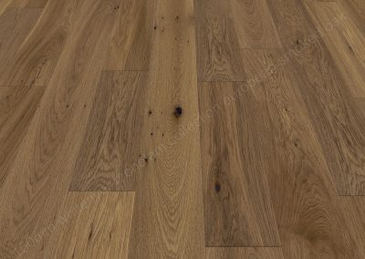 150 x 18mm Monolam Smoked Oak Brushed & Varnished