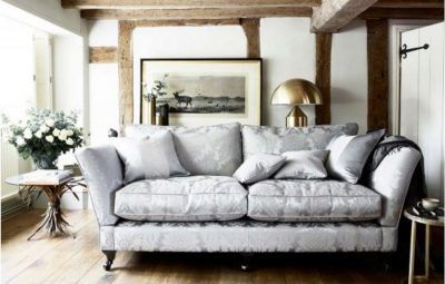 Bentley Large Knole Sofa (Available Fixed)
