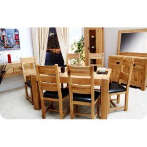 5' Portland Dining Set