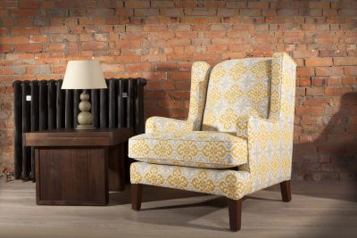 Oscar Suite Academy Wing Chair (Grade C)