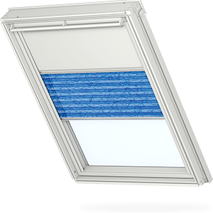VELUX Supplementary Pleated Blind