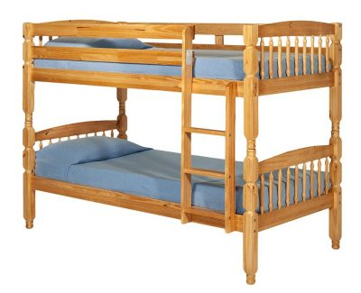 Alex Pine Bunk Bed