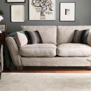 Alexis 3 Seater Sofa (P Grade Fabric)
