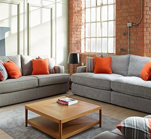 Angelo 4 Seater Sofa