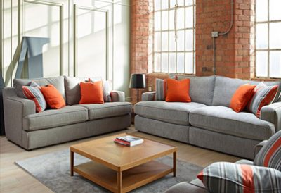 Angelo 4 Seater Sofa