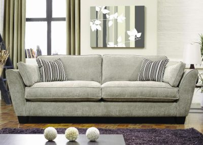 Alexis 4 Seater Sofa (P Grade Fabric)