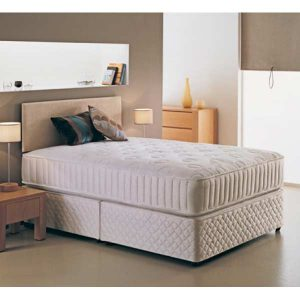 King Koil Backcare Visco Bed