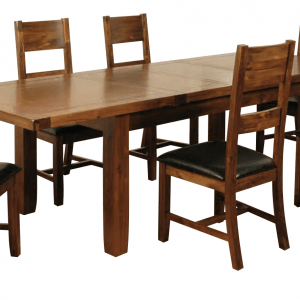 Roscrea 5' Ext. Dining Set