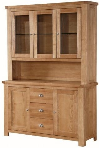 Carlingford 3 Door Buffet & Hutch