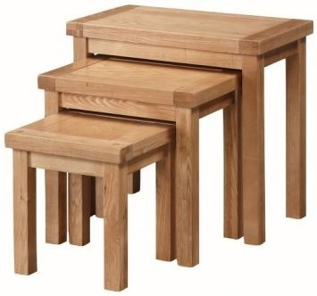 Carlingford Nest of Tables