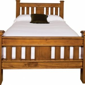 Country Double Bed 4`6""