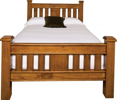 Country King Size Bed 5`6""