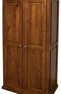 Country 2 Door all Hanging Wardrobe