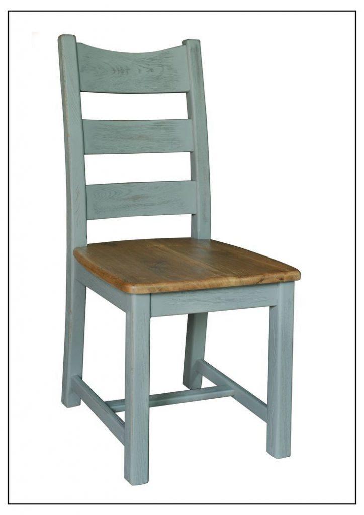 Danube French Grey Solid Seat Chair Morgan Doyles