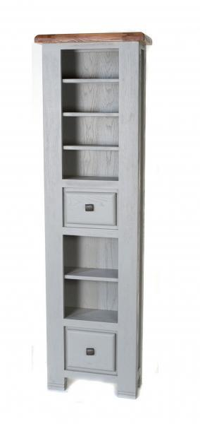 Danube French Grey CD/DVD Rack