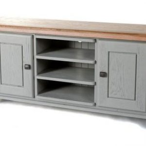 Danube French Grey Medium TV Unit