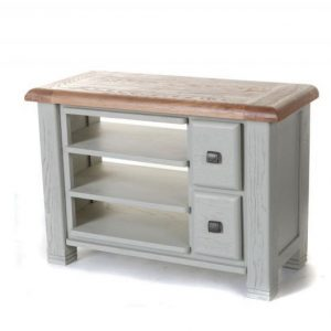 Danube French Grey Small TV Unit