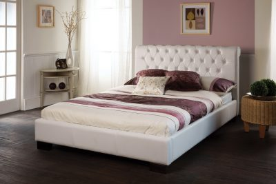 Aries Super King-Sized Bed