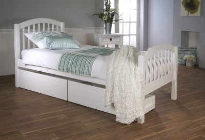 Despina Bed (With Drawers)