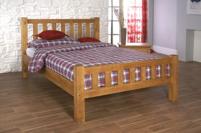 Astro Semi-Double Bed
