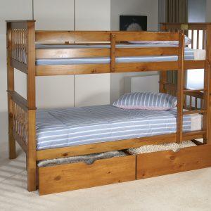 Pavo Bunk Bed (Pine)