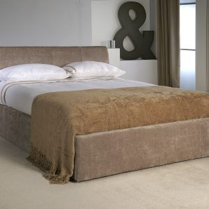Jupiter Semi-Double Bed (With Storage)