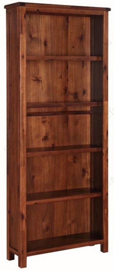Hartford Acacia Tall Bookcase