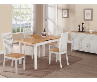 Hartford Painted 4' Ext. Dining Set