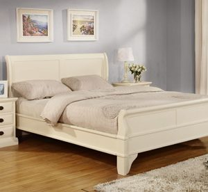Derg Bedroom Range 4' Small Double Bed