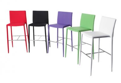 Kali Bar Stool White