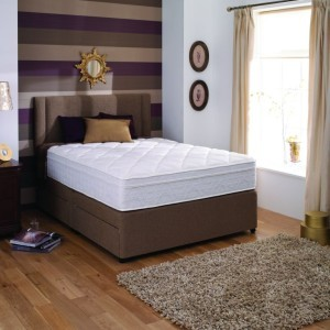 King Koil Backcare Visco King Size Bed