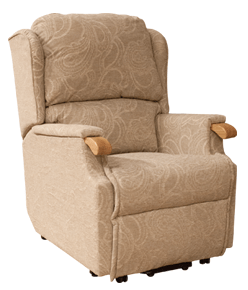 Malvern Lift and Tilt Recliner Gents Chair