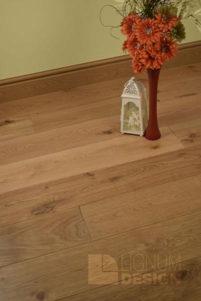 Oak Natural Brushed 190