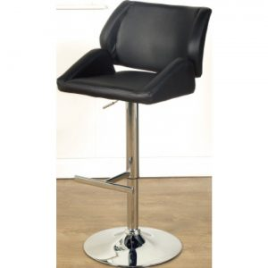 Pacific Bar Stool Black