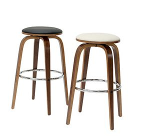 Poise Bar Stool Black