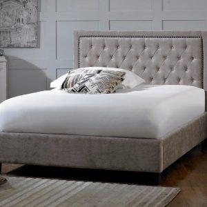 Rhea Plush Mink Bed