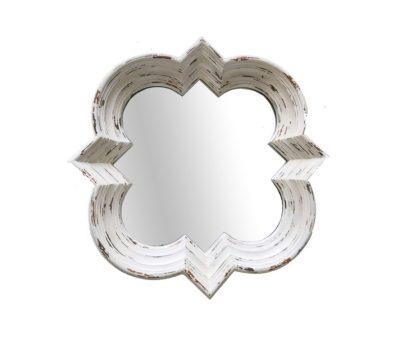 Romanesque Mirror - Cream