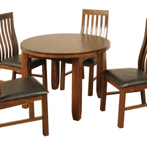 Roscrea Round Dining Set