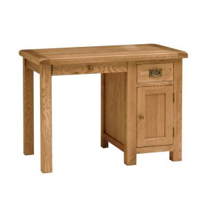 Salisbury Oak Single Office Desk