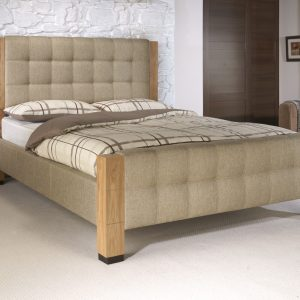 Saturn King-Sized Bed