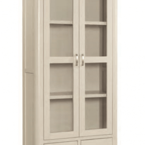Treviso Painted Display Cabinet