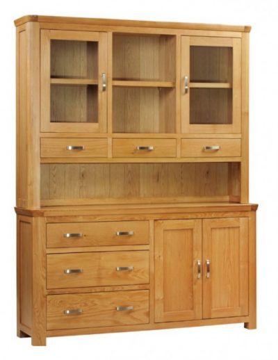 Treviso Large Buffet & Hutch